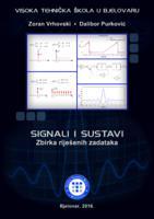 prikaz prve stranice dokumenta Signali i sustavi : zbirka riješenih zadataka