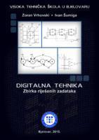 prikaz prve stranice dokumenta Digitalna tehnika : zbirka riješenih zadataka
